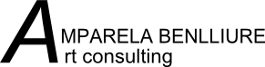 Amparela Benlliure Art Consulting- Logo